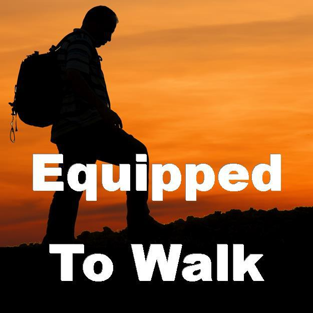 Equipped To Walk