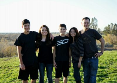 Betts Family