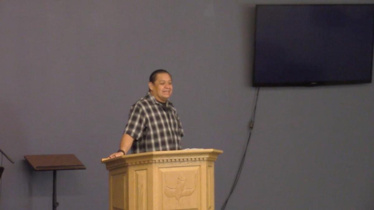 Colossians 2 with Cisco Espinosa