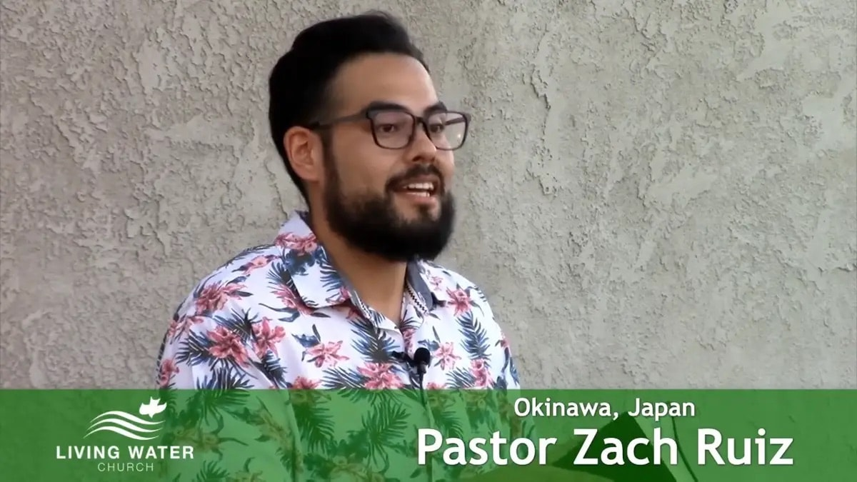 Jeremiah 9 with Zach Ruiz