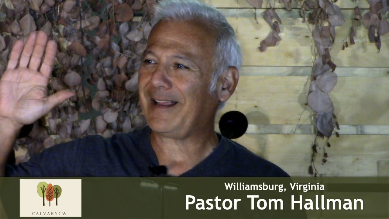 Acts 4 with Tom Hallman