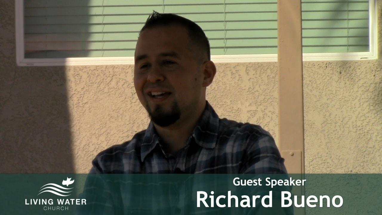 Matthew 9:35-38 with Richard Bueno