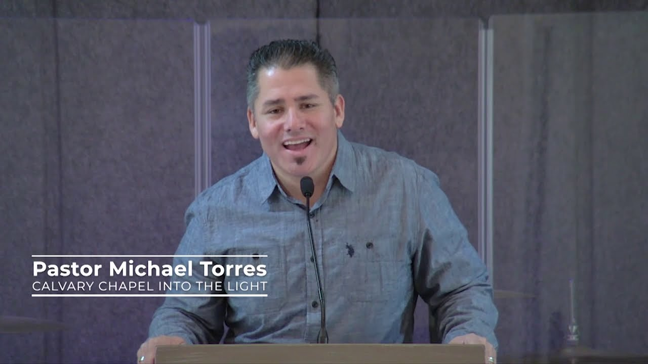 Luke 12 with Pastor Mike Torres