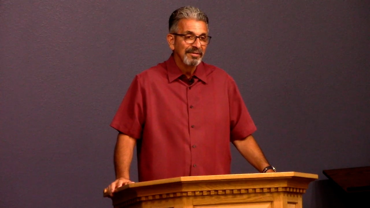 Psalm 1 with Rick Dominguez on Fathers Day
